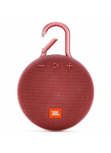 JBL Clip 3 Kırmızı Taşınabilir Bluetooth Hoparlör Kırmızı